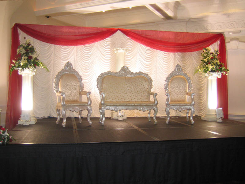 Banquet hall decorations for Hall decoration design